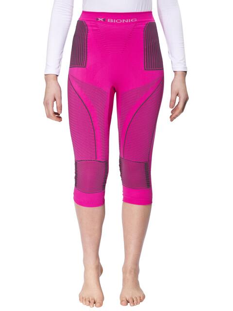 X-Bionic Energy Accumulator Evo Pants Medium Women Pink/Charcoal